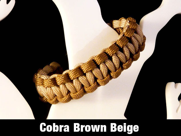 Cobra Brown Beige