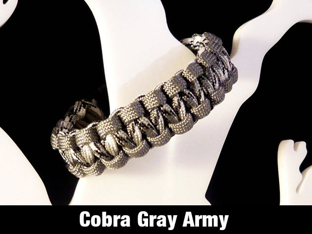 Cobra Gray Army