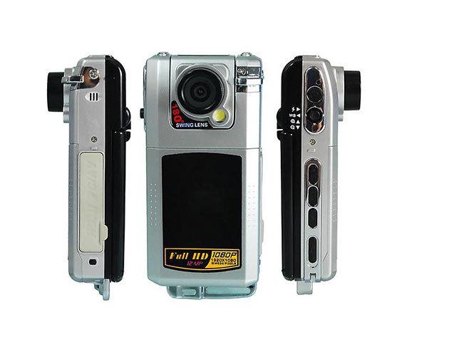 12 MP-es kompakt HD kamera