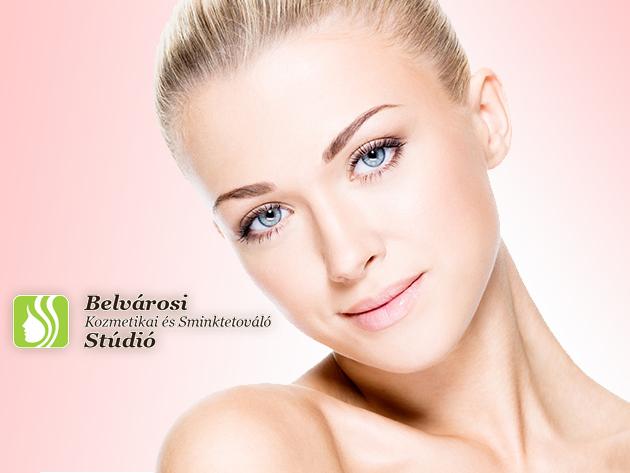 Beautylift - bőrfiatalító arckezelés 7 speciális hatóanyaggal bőrregeneráló, feszesítő hatással - az Erzsébet körúton