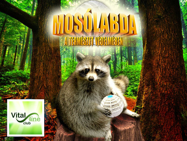 Moss vegyszermentesen! 2 db Bio mosólabda + 1 db folteltávolító stift