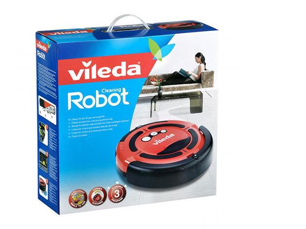 VILEDA Cleaning Robot takarítógép (robot porszívó)