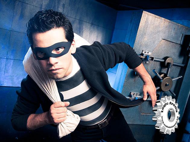 Megfordult már a fejedben, hogy kirabolnál egy bankot? Most legálisan megteheted! - Szabadulós játék a IX. kerületben!