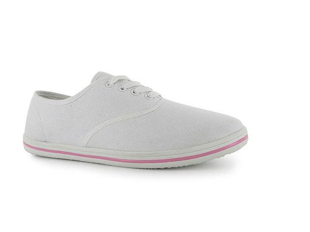 Slazenger női vászoncipő - FEHÉR
