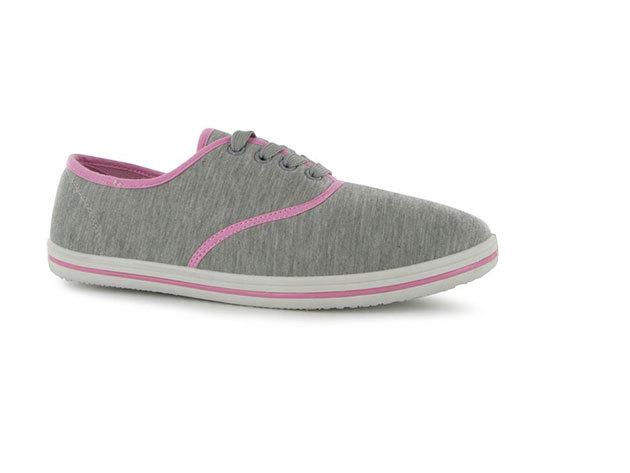 Slazenger női vászoncipő - SZÜRKE