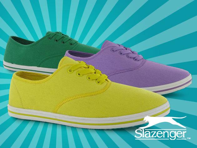 Slazenger női és férfi vászoncipő több színben - kényelmes, könnyed viselet