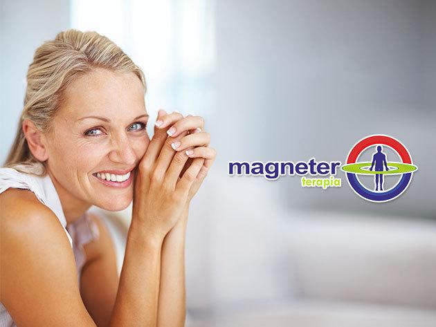 2, 4, vagy 6 alkalmas MAGNETER mágnesterápiás kezelés Zuglóban, a Spell Szépségszalonban