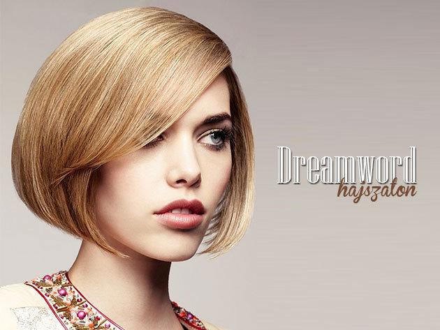 Női hajvágás a belvárosi Dreamword szalonban - Új frizura, jobb közérzet!