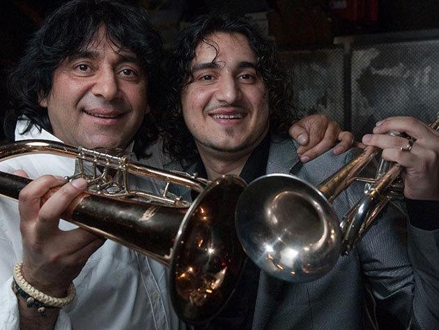 Boban & Marko Markovics Orkestra: Örömzene a Margitszigeti Szabadtéri Színpadon (Tribün jobb és bal oldala)