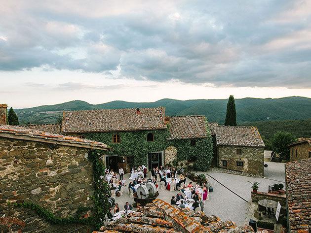 Toszkána - Agritourism Borgo Castelvecchi - 8 nap 7 éjszaka 2 fő részére - svédasztalos reggeli, 1x toszkán vacsora, borkóstoló