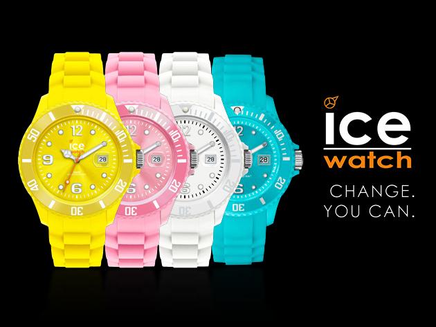 Ice-Watch karóra vidám nyári színekben - fiatalos, vízálló és trendi! Imádni fogod!