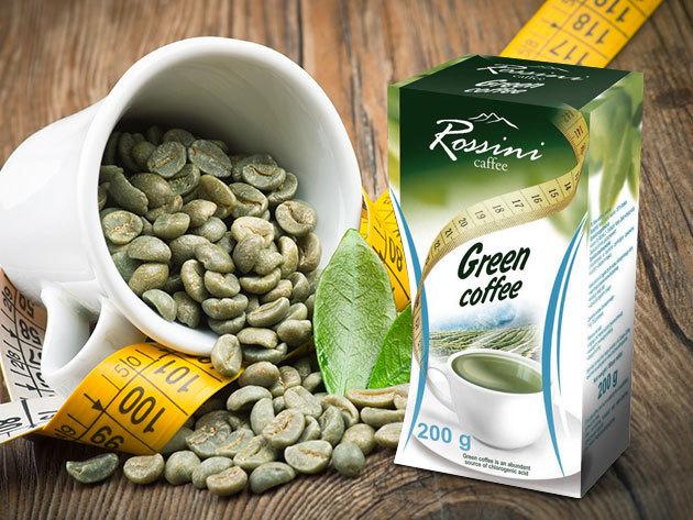 Őrölt zöld kávé elkészítése