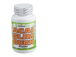 Acai Slim Burn tabletta - 1 doboz (60 db kapszula)