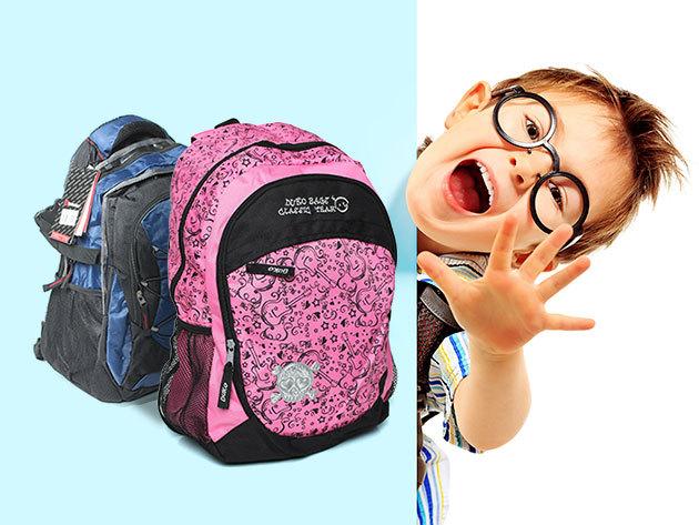 Minőségi iskolatáskák nagy választékban - kényelmes, párnázott kialakítással!