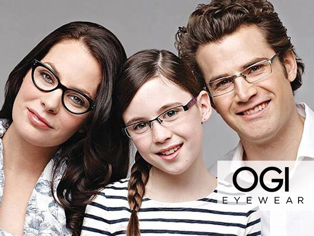 OGI Eyewear komplett szemüveg látásvizsgálattal a Spectrum Optikákban!