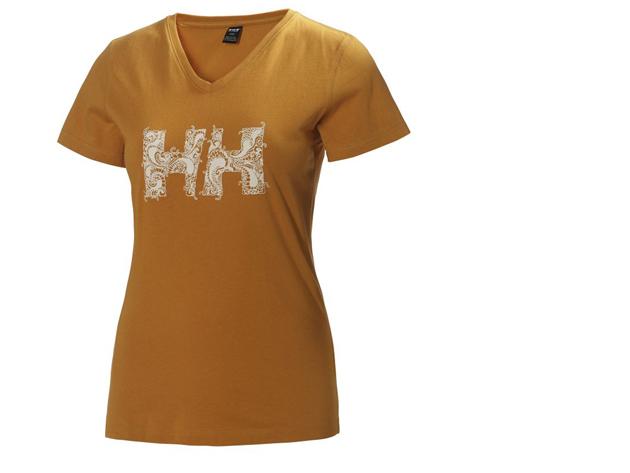 """Helly Hansen W Jotun T-Sshirt (OCRA SAND) """"M"""""""