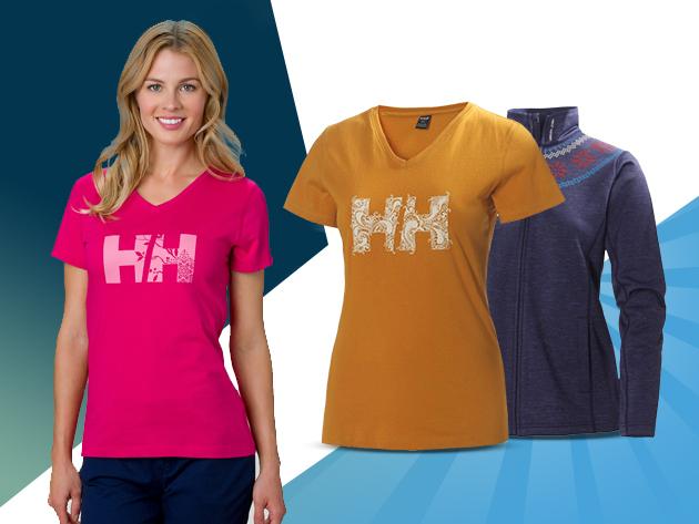 Helly Hansen női pamut pólók és gyapjú pulóverek - Légy stílusos, elérhető áron!