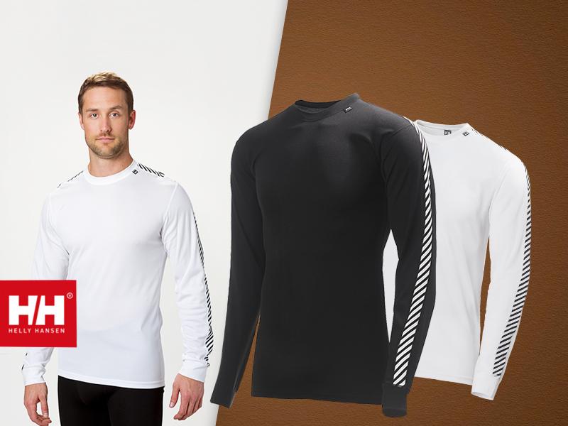 Helly Hansen férfi szabadidőnadrágok <br />és aláöltözetek őszi-téli sportoláshoz