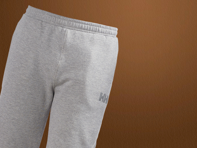 "Helly Hansen SWEATPANT GREY MELANGE ""L"""
