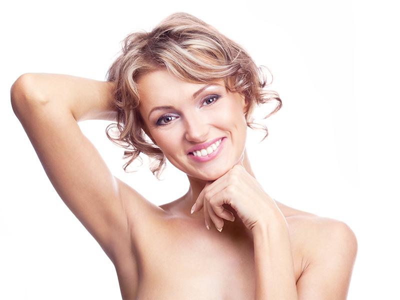 5 alkalom szőrtelenítés SHR Technológiával hónaljra, bajuszra vagy bikinivonalra