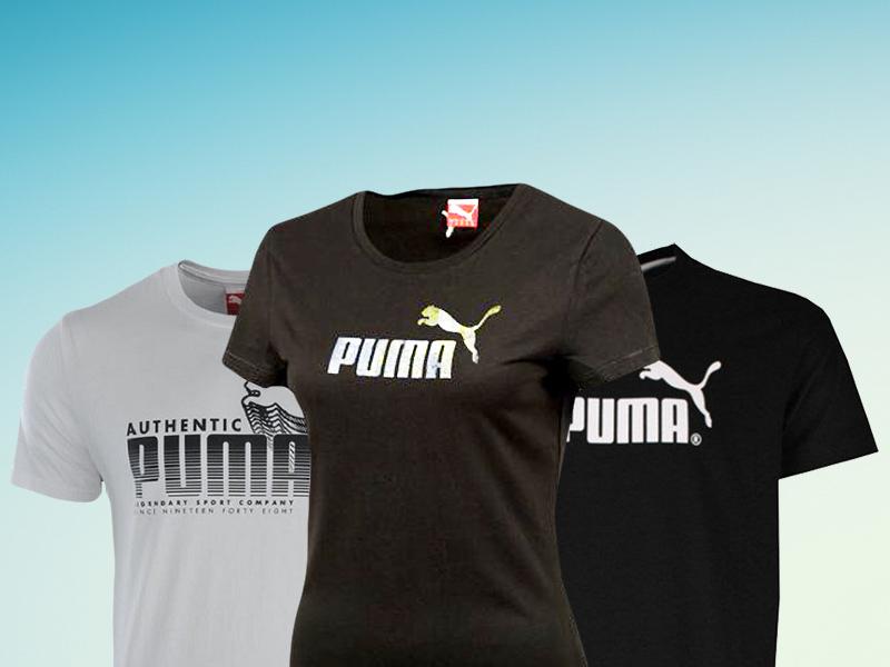 Puma pólók pamutból nem csak sportoláshoz
