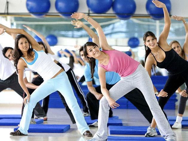4 alkalmas, szabadon variálható aerobic és spinning bérlet