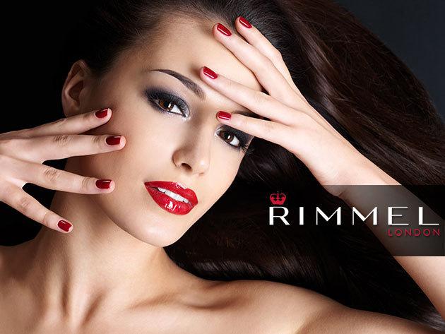 Rimmel London és Sally Hansen körömlakkok divatos színekben