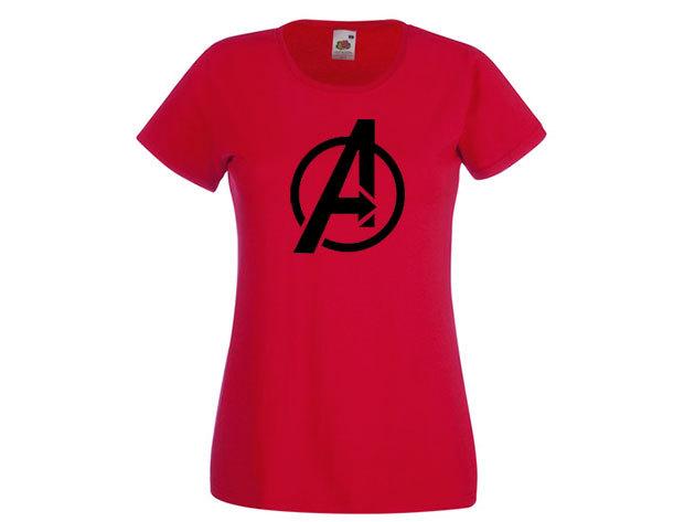Avengers póló - női környakú