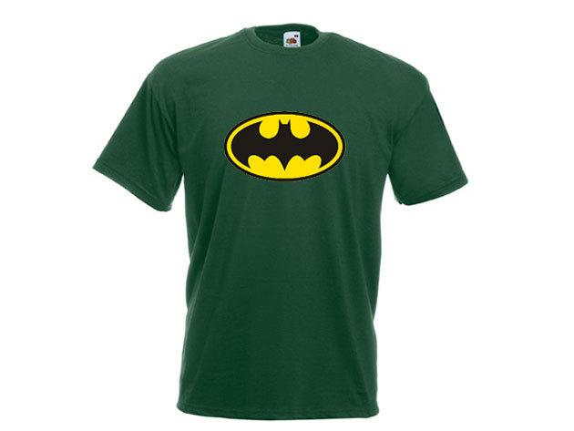 Batman póló - férfi környakú