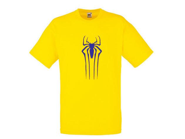 Pókember póló - férfi környakú