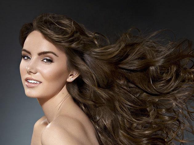 Női hajvágás mosással, ápolással, szárítással - bármilyen hajhosszra