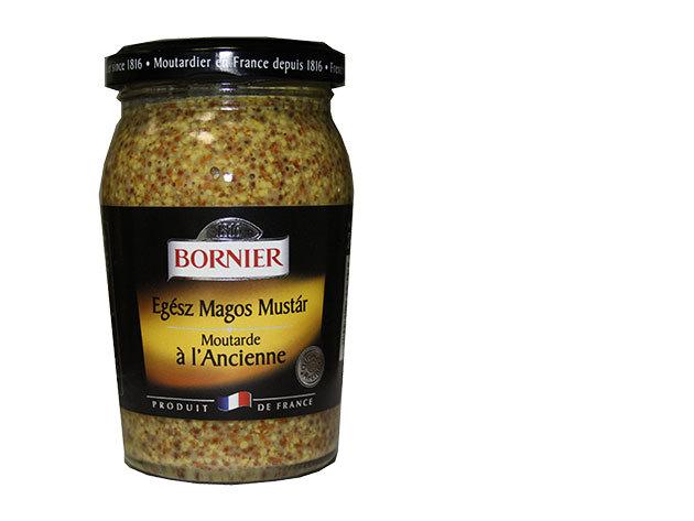 Bornier Dijoni magos mustár - 210g