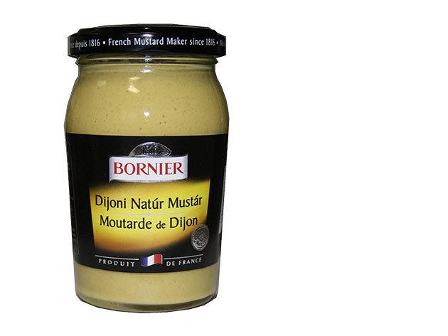 Bornier Dijoni mustár - 210g