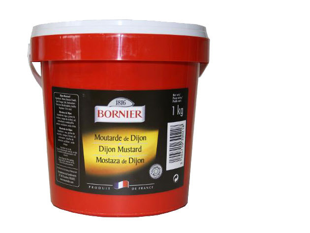 Bornier Dijoni mustár - 1kg