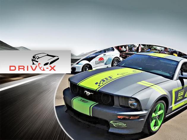 Száguldj egy Mustang sportautóval! Vezetés vagy élményautózás akár 12 körön át