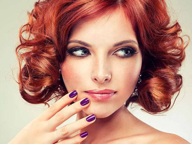 Női hajfestés és vágás, a IX. kerületi Pinkie Beauty Szalonban - Bízd profi kezekre a frizurádat!