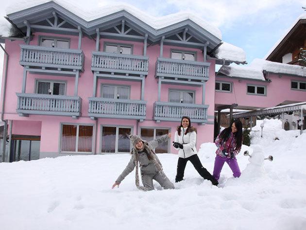 1 hetes téli üdülés félpanziós ellátással 2 fő részére: Hotel Margarethenbad**** 8 nap/ 7 éj