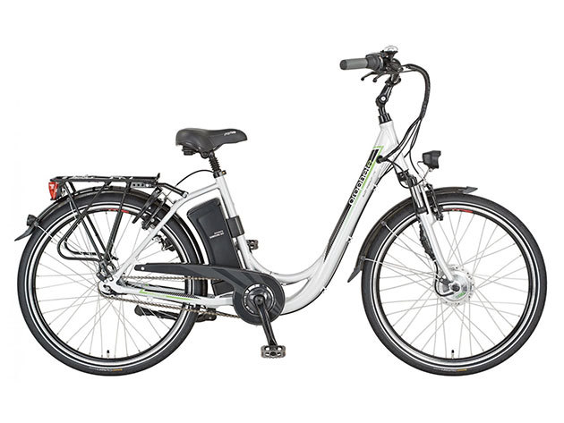 "Prophete Navigator 1.5 26"" Uni Városi Elektromos kerékpár - 46cm 7seb Li-Ion 36V/10A"