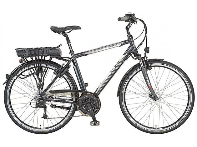 """Prophete Navigator 2.1 28"""" Férfi Túra Elektromos kerékpár - 52cm 24x Li-Ion 36V-10A"""