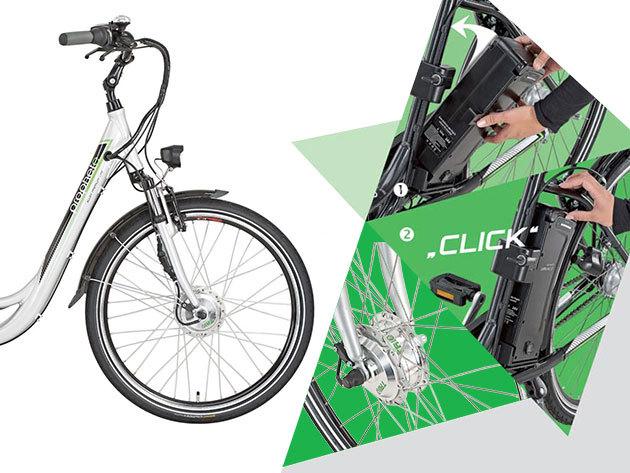 Prophete Navigator és REX ETK500 elektromos kerékpárok - 1 év garanciával, díjtalan házhozszállítással
