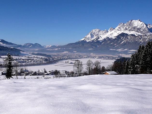 Téli ajánlat - 5 nap/ 4éj 2 fő részére reggelivel a Taufers Hotelben (Dél-Tirolban)