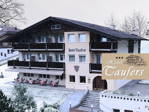 Dél-Tirol, szállás 3 vagy 4 éjszakára reggelivel és wellnesel 2 fő részére a Taufers Hotelben