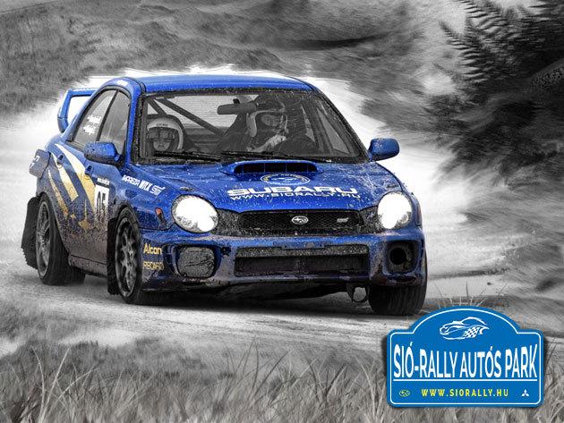 Élményautózás az ádándi rallycross pályán, Siófoktól 10km-re - 4, 6, vagy 12 kör