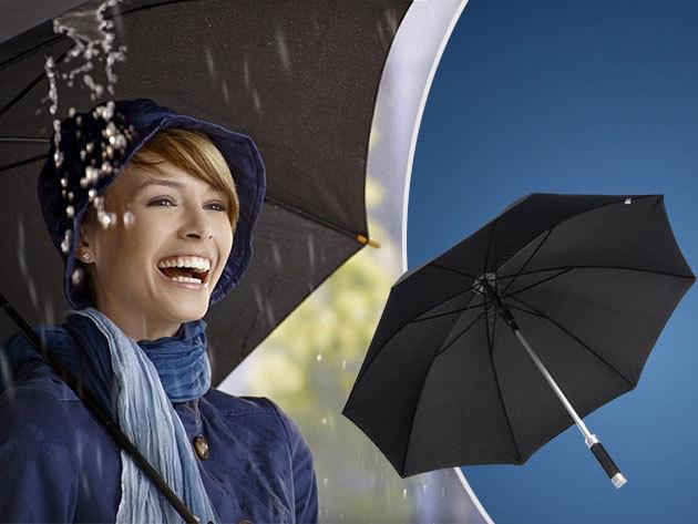 Kapucnis esőkabátok és André Philippe automata esernyők őszi zivatarok ellen