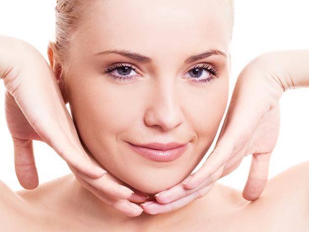 20 perc relaxáló arcmasszázs Ilcsi kozmetikumokkal