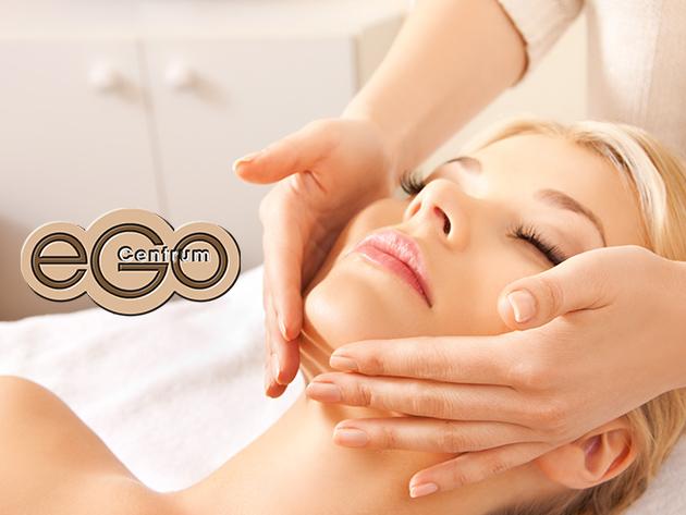 20 perc relaxáló arcmasszázs Ilcsi kozmetikumokkal, a XII. kerületben
