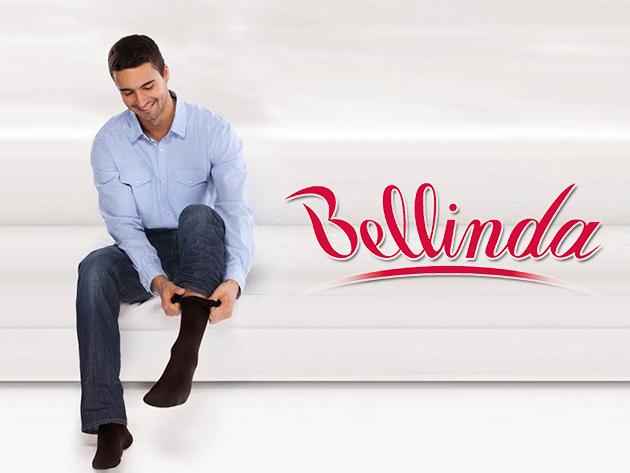 BELLINDA prémium férfi zoknik, válogatott pamut anyagból, több színben