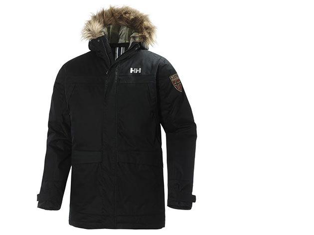 Helly Hansen COASTLINE PARKA BLACK XL (51622_990-XL)
