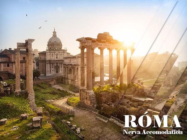 Téli városlátogatás Rómában! 2 vagy 3 éjszaka szállás 2 fő részére reggelivel - Nerva Accomodation