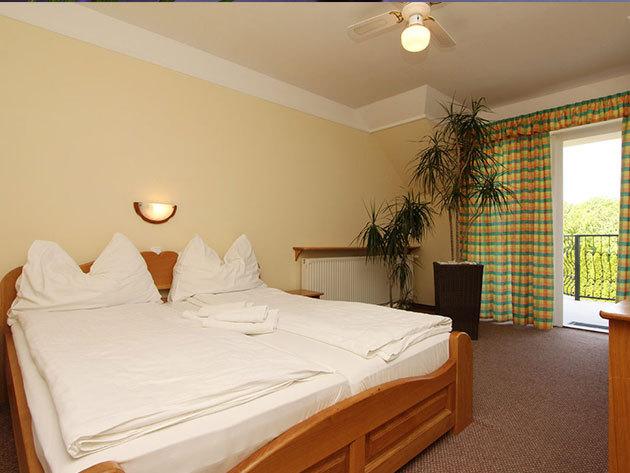 All Inclusive a Hotel Hévíz Superiorban - 3 nap 2 éjszaka 2 fő részére, teraszos vagy erkélyes standard szobában 8000 Ft értékű wellness kuponnal